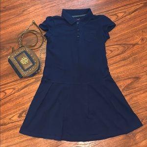 Girls Uniform Dress
